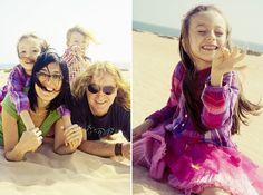 Reportaje de familia: Andrea, Gaia, Gael y Faby | Laura Gariglio Fotografía
