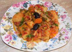 Ghiveci Meat, Chicken, Food, Meals, Yemek, Buffalo Chicken, Eten, Rooster