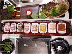 【東大門歷史文化公園站】八色烤肉