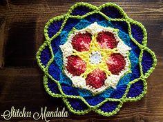 Stitch11 mandala pat