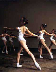 Leningrad Ballet Academy. Photo by Seth Eastman Moebs, 1989