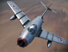 Mig Alley - v1 by ~bazze on deviantART