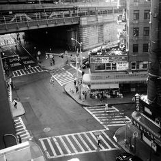 The block, the bridge. #nyc by ChinatownBranch, via Flickr