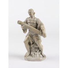 Figure | late 1600s  John Dwight's Fulham Pottery | V&A Search the Collections