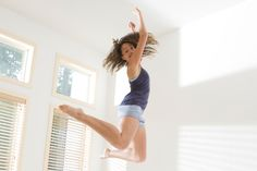 If youre feeling blah, you can flip your mood with simple body movements and feel happier in just seconds.