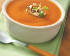 Fresh Pumpkin Soup Recipe | The Daily Meal