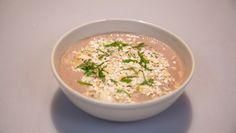 Yoghurt met muesli en banaan - Verstip | 24Kitchen