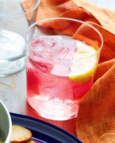 Cranberry Cocktails Recipe