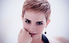 Images Emma Watson Cheveux Courts - MaximumWallHD