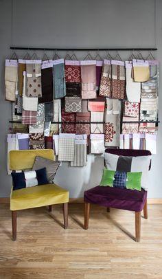 MarinaC - @lopificio home textiles available in our showroom #marinacmilano
