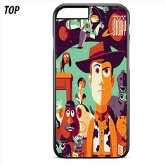 Toy Story For Iphone 6 Plus | 6S Plus Case