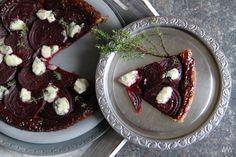 Obrácený koláč s červenou řepou Acai Bowl, Pudding, Breakfast, Ethnic Recipes, Desserts, Food, Acai Berry Bowl, Morning Coffee, Tailgate Desserts