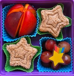 Vegan kid lunchboxes!