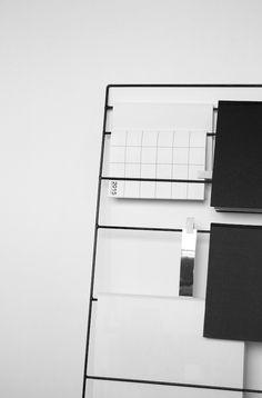 Minimal Magazine rack | AD Design