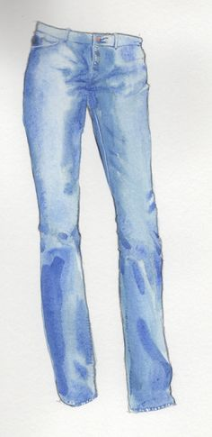 Classics love slim-fitting, not skinny, jeans.