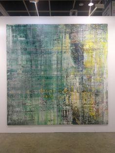 Gerhard Richter at Marian Goodman