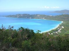 St. Thomas, Magen's Bay, best beach I have seen so far, BY FAR!