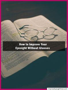 cloudy eyesight after cataract surgery Color Vision, Vision Eye, Night Vision, Eyesight Problems, Eye Sight Improvement, Improve Eyesight, You Can Do, Improve Yourself