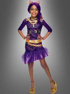 Monster High Kostüm Mädchen bei » Kostümpalast.de