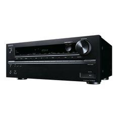 RECEPTOR ONKYO TX-NR646. Incorpora los revolucionarios formatos de audio multidimensional DTS:X™ y Dolby Atmos®. Amplificación de alta corriente para reproducir bandas sonoras con el máximo impacto y la más alta fidelidad. Transmita cómodamente música a través de Wi-Fi®, Bluetooth o AirPlay o de servicios de música por Internet, como Spotify Connect y Deezer. Con una toma de ecualizador de plato para conectar un giradiscos. Vídeo UltraHD con ocho terminales HDMI. #ReceptorAV #Onkyo #Ofertas