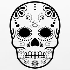 day of the dead skull mask template - 1000 images about sugar skulls on pinterest sugar skull