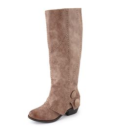 """Not Rated """"Bashful"""" Casual Tall Boots 
