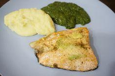 Filetes de salmão c/ limão e gengibre | ratatui dos pobres