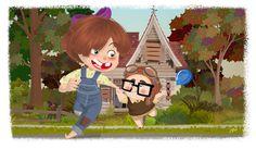 Pixart - UP by ~VencysLao on deviantART