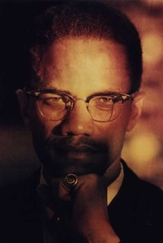 Malcolm X – – African American spiritual leader of the Nation of Islam during the American Civil Rights movement. Black Leaders, By Any Means Necessary, Malcolm X, Black History Facts, People Of Interest, Civil Rights Movement, My Black Is Beautiful, Before Us, African History
