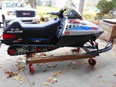 1999 Polaris XC700. One HOT sled.