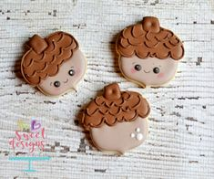 68e1892913bd Chubby Acorn. The Sweet Designs Shoppe