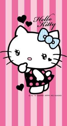 Sweet #HelloKitty <3