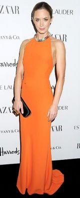 Emily Blunt - Celebrity style