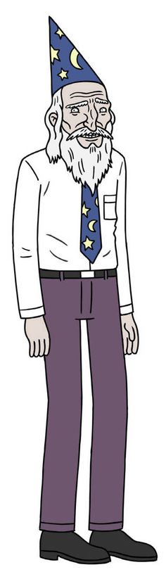 Leonard Powers from Ugly Americans byDevin Clark