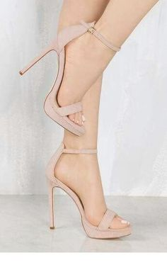 Cute classy high heels classy in Stilettos, Pumps Heels, Stiletto Heels, Nude High Heels, High Heels Sandals, Nude Heeled Sandals, Cute Shoes Heels, Nude Strappy Heels, High Heels Outfit