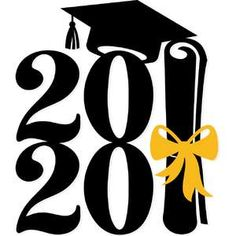 Silhouette Design Store: Class Of 2020 Graduation Diploma Graduation Party Desserts, Graduation Cap Decoration, Postcard Examples, Graduation Images, Eid Stickers, School Hallway Decorations, Silhouette Cameo Tutorials, Preschool Graduation, Silhouette America
