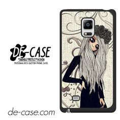 Emo Girl DEAL-3956 Samsung Phonecase Cover For Samsung Galaxy Note Edge