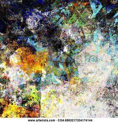 "Francisco Cuéllar Sánchez ""Cusan"". Pintura digital ""Al despertar"""