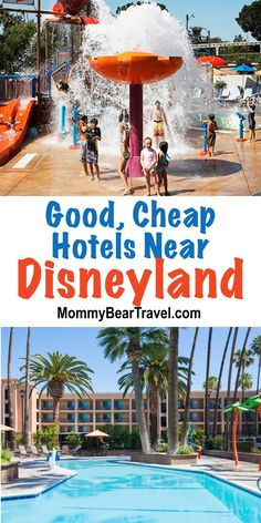 I'm so glad I found this list of good, cheap hotels near Disneyland. All these hotels are within walking distance of Disneyland and all of them are a lot less money and some are closer to the main gate than the Disneyland hotels.