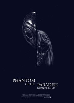 Phantom of the Paradise – Alternative Posters by Joachim Roncin Phantom Of The Paradise, Phantom Of The Opera, Horror, Alternative, Films, Aesthetics, Wallpapers, Graphic Design, Iphone