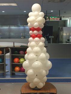 Giant Bowling Pin Balloon