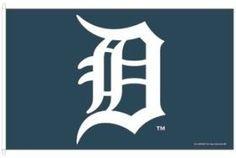 Detroit Tigers Flag 3x5