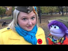 """Remembrance Day video in French. Mini TFO et le Jour du souvenir. Explains the meaning of the """"coquelicot"""""""