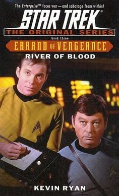 The final book in the Errand of Vengeance trilogy which takes a look at tensions between the Federation & Klingon Empire