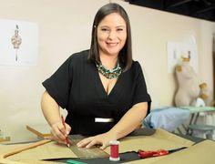 Conoce a las diseñadoras emergentes que concursarán hoy por el premio revista Ellas al Mejor Nuevo Creador Isabel Chacín ellas.pa 11 de octubre