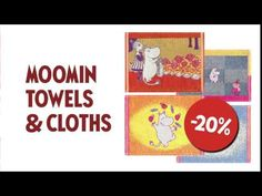 We're celebrating the Moomin's anniversary with new surprises every day in November! 70th Anniversary, Moomin, Campaign, Day, Youtube, Fictional Characters, Fantasy Characters, Youtubers