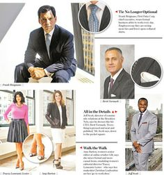 e5000c4004afb Business Fashion Tips  Should You Dress Like the CEO  Employees Are Wise to  Take