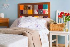 Lindas cabeceiras de cama