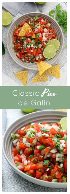 Classic Pico de Gallo - Eat. Drink. Shrink. Vegan Snacks, Vegan Desserts, Have A Snickers, Trifle Pudding, Homemade Snickers, Easy No Bake Desserts, Desert Recipes, Nutter Butter, Peanut Butter