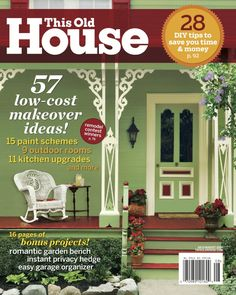 Lovely Loving This This Old House Magazine Subscription On #zulily! #zulilyfinds |  Personal Space | Pinterest | House Magazine, House And Spaces